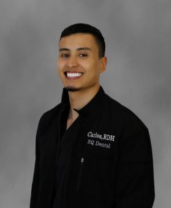photo of dental assistant Carlos