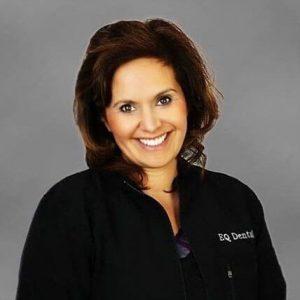 photo of dental hygienist Lilly