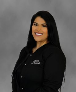photo of front office coordinator Jessica