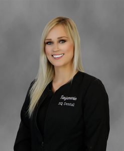 photo of dental assistant TanjaMarie