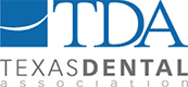 logo for Texas Dental Association